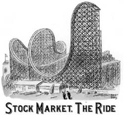 Stock Market - Roller-coaster ride