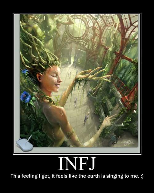 feelings1 Information about the INFJ personality type