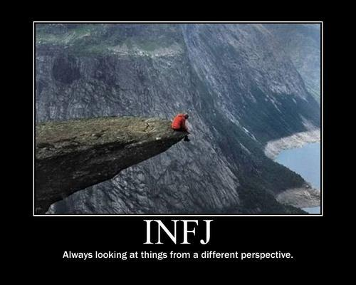 perspective1 Information about the INFJ personality type