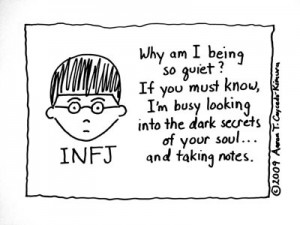 infj personality type stacie 300x225 Information about the INFJ personality type